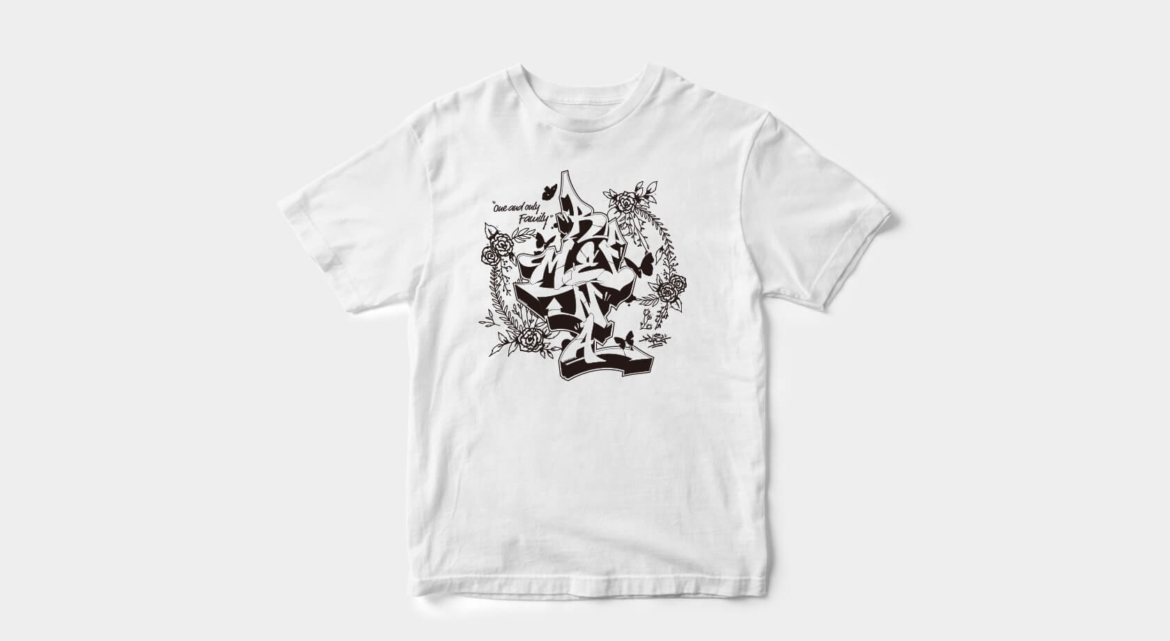 Private customer / オリジナルTシャツ制作
